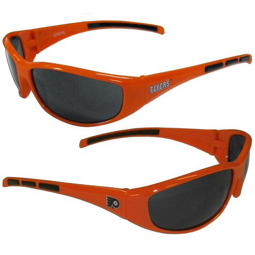 Philadelphia Flyers Sunglasses Wrap Style - Special Order