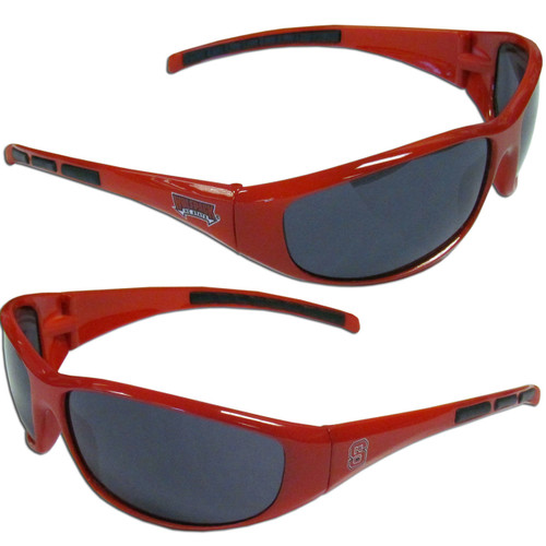 North Carolina State Wolfpack Sunglasses - Wrap - Special Order