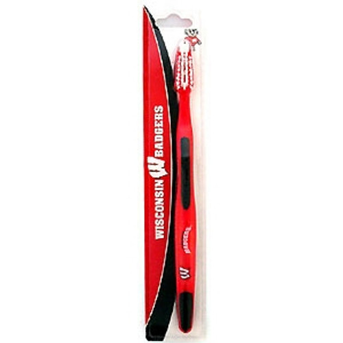 Wisconsin Badgers Toothbrush - Special Order