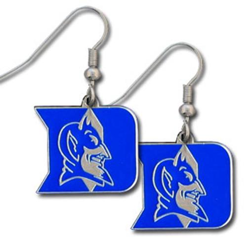 Duke Blue Devils Dangle Earrings - Special Order