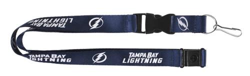 Tampa Bay Lightning Lanyard - Blue - Special Order
