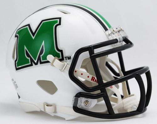 Marshall Thundering Herd Speed Mini Helmet - Special Order