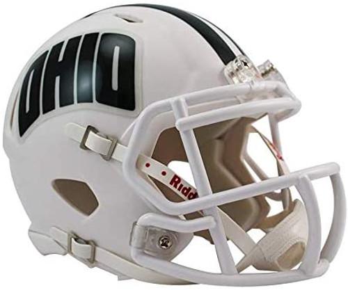 Ohio Bobcats Replica Speed Mini Helmet - Special Order