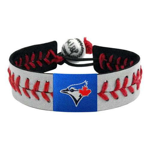 Toronto Blue Jays Bracelet Reflective Baseball CO