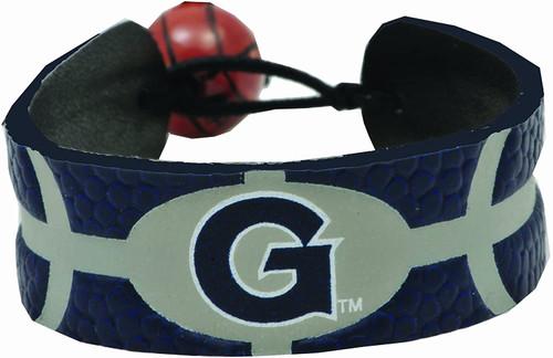 Georgetown Hoyas Bracelet Team Color Basketball