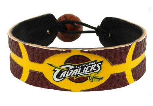 Cleveland Cavaliers Bracelet Team Color Basketball