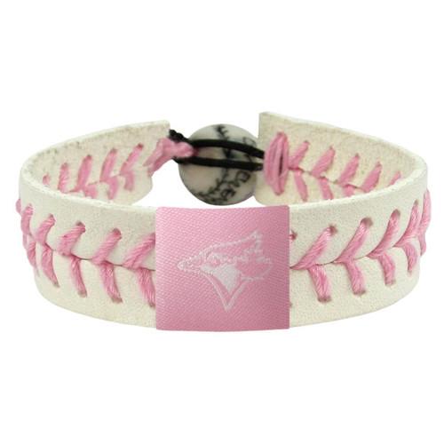Toronto Blue Jays Bracelet Baseball Pink CO