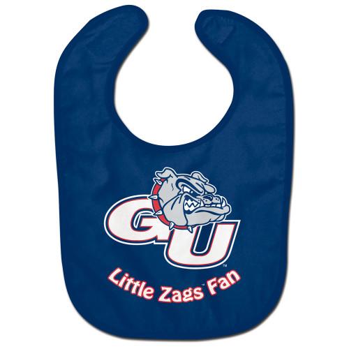 Gonzaga Bulldogs Baby Bib All Pro