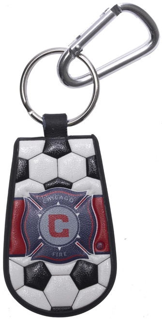 Chicago Fire Keychain Classic Soccer CO