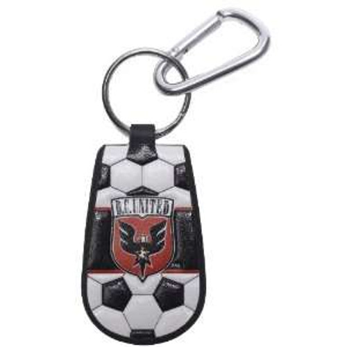 DC United Keychain Classic Soccer CO