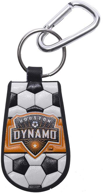 Houston Dynamo Keychain Classic Soccer CO