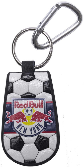 New York Red Bulls Keychain Classic Soccer CO