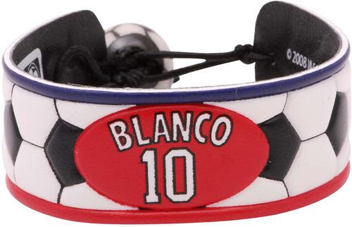 Chicago Fire Bracelet Classic Soccer Cuauhtemoc Blanco