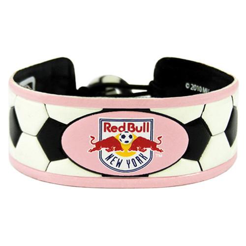 New York Red Bulls Bracelet Pink Soccer CO