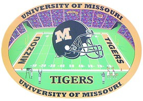 Missouri Tigers Placemats Set of 4 CO