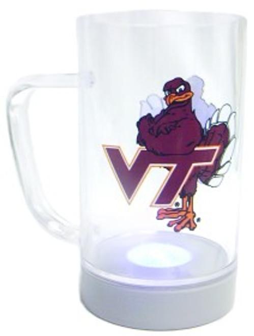 Virginia Tech Hokies Glow Mug