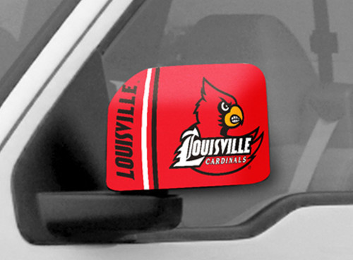 Louisville Cardinals Mirror Cover - Large