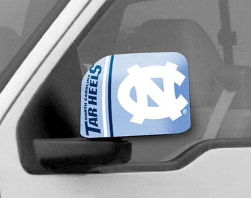 North Carolina Tar Heels Mirror Cover Large CO