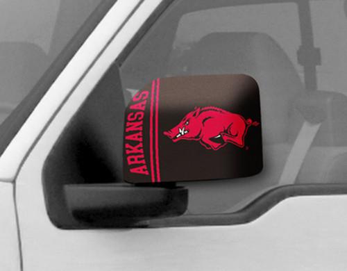Arkansas Razorbacks Mirror Cover - Large