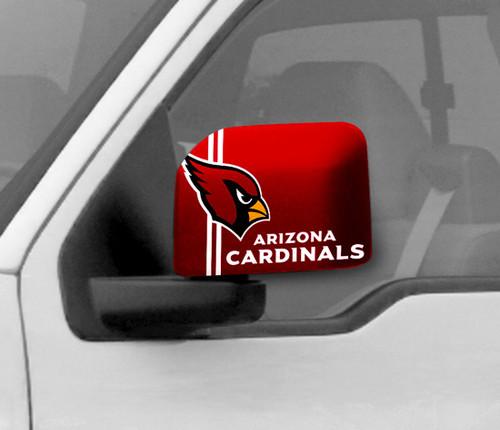 Arizona Cardinals Mirror Cover - Large