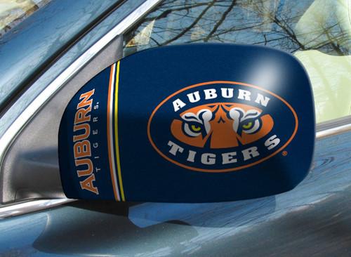 Auburn Tigers Mirror Cover - Small