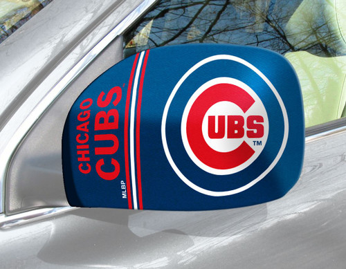 Chicago Cubs Mirror Cover Small CO