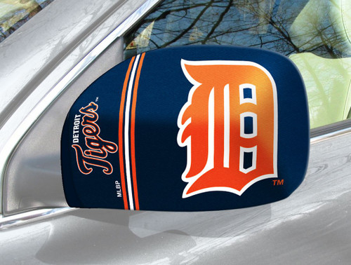 Detroit Tigers Mirror Cover - Small