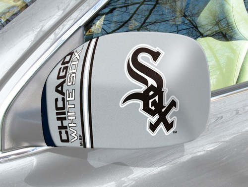 Chicago White Sox Mirror Cover - Small