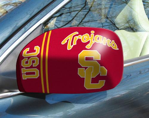 USC Trojans Mirror Cover - Small