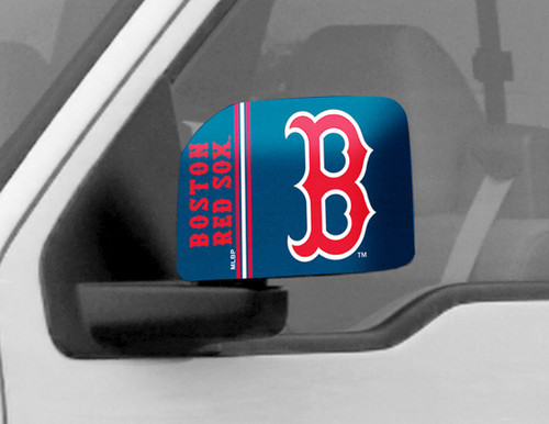 Boston Red Sox Mirror Cover Large CO