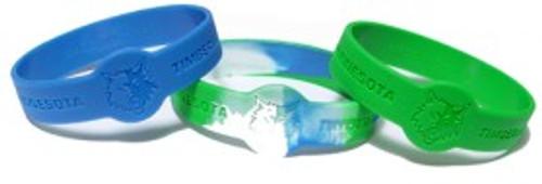 Minnesota Timberwolves 3 Pack of Wristbands
