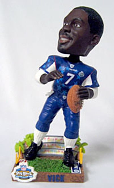 Atlanta Falcons Michael Vick 2003 Pro Bowl Forever Collectibles Bobblehead