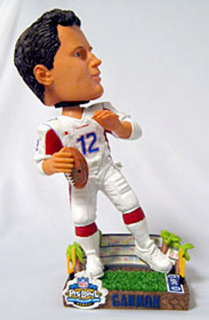 Oakland Raiders Rich Gannon 2003 Pro Bowl Forever Collectibles Bobblehead