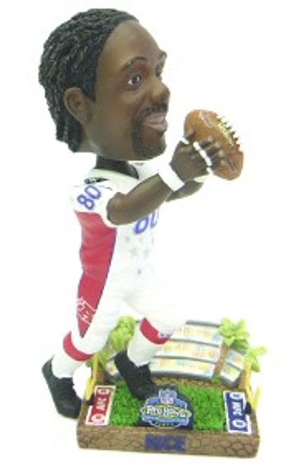 Oakland Raiders Jerry Rice 2003 Pro Bowl Forever Collectibles Bobblehead
