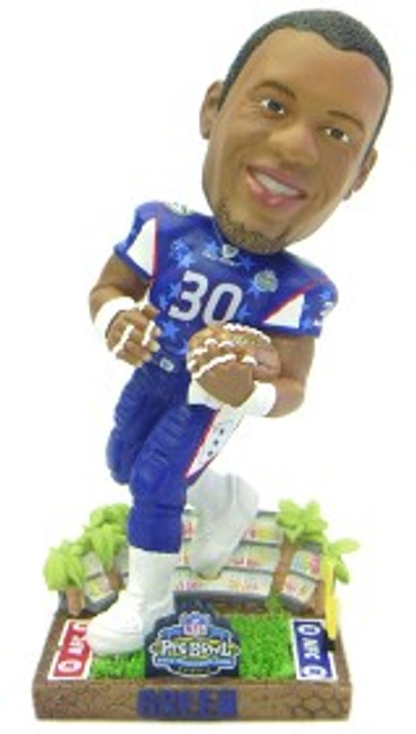 Green Bay Packers Ahman Green 2003 Pro Bowl Forever Collectibles Bobblehead