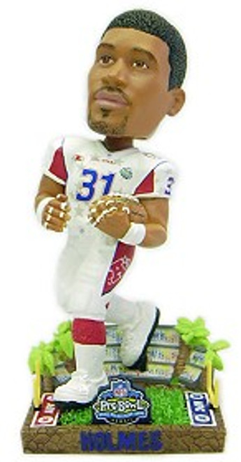 Kansas City Chiefs Priest Holmes 2003 Pro Bowl Forever Collectibles Bobblehead