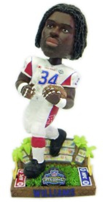 Miami Dolphins Ricky Williams 2003 Pro Bowl Forever Collectibles Bobblehead