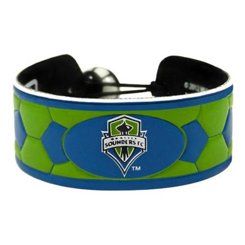 Seattle Sounders FC Bracelet Team Color Soccer CO