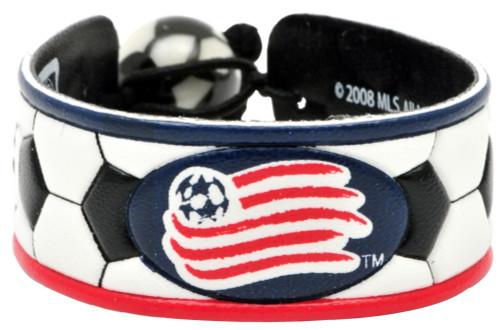 New England Revolution Bracelet Classic Soccer CO