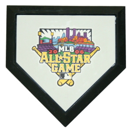 2006 MLB All-Star Game Authentic Hollywood Pocket Home Plate