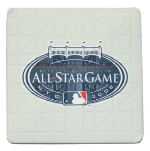 2008 MLB All-Star Game Authentic Hollywood Pocket Base