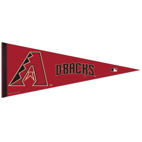Arizona Diamondbacks Pennant 12x30 Throwback