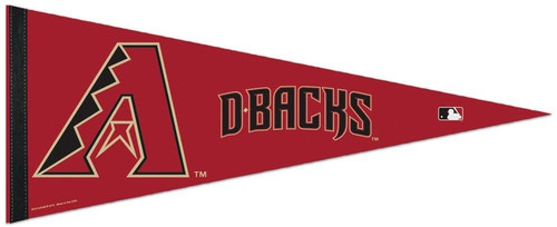 Arizona Diamondbacks Pennant 12x30 Throwback Alternate