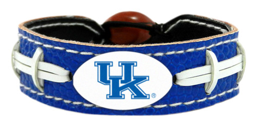 Kentucky Wildcats Bracelet Team Color Football CO