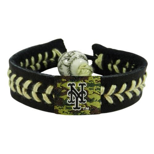 New York Mets Bracelet Baseball Camo