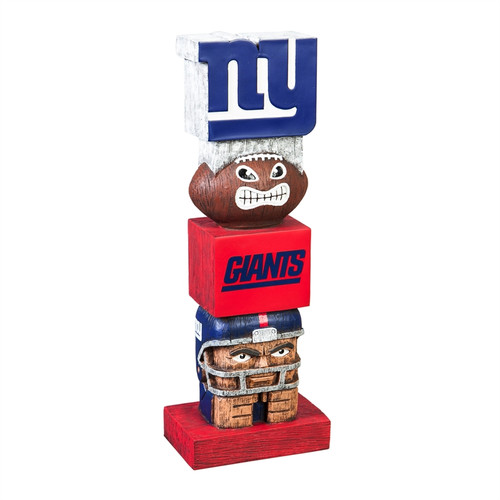 New York Giants Tiki Totem Logo Design