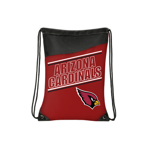 Arizona Cardinals Backsack Incline Style - Special Order