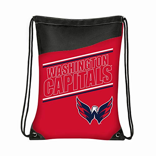 Washington Capitals Backsack Incline Style - Special Order