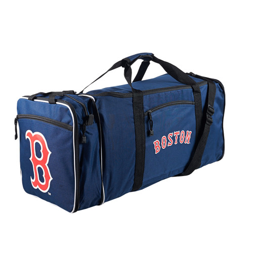 Boston Red Sox Duffel Bag Steal Style - Special Order