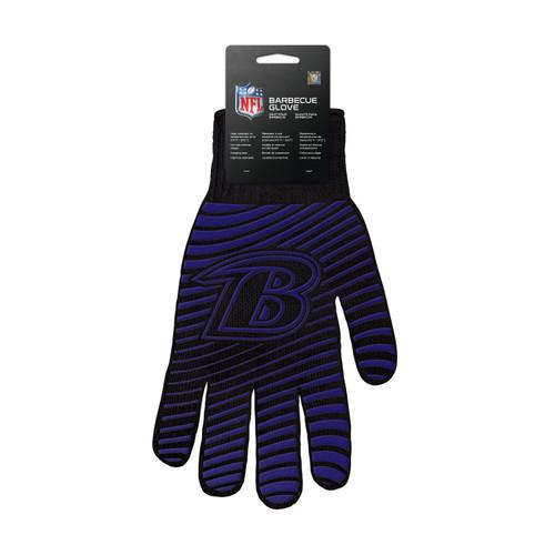 Baltimore Ravens Glove BBQ Style